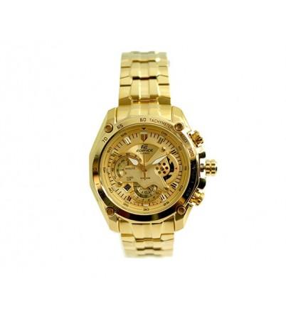 Đồng hồ nam Doanh Nhân Casio Full Gold