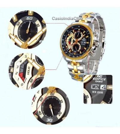 Đồng hồ Casio EF-558SG - Gold