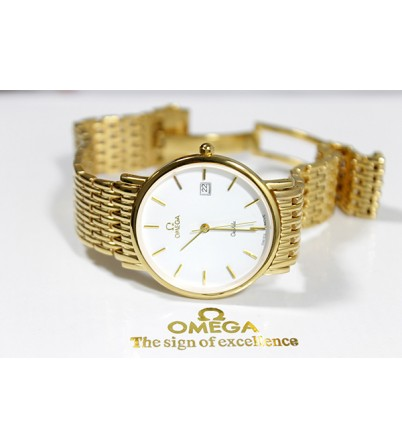 Đồng hồ nam cao cấp Omega OM14