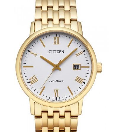 Đồng hồ nam armani Full gold