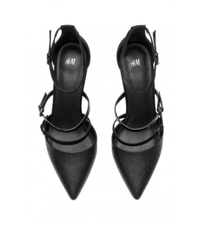 Court shoes with pointed toes H&M- XD11